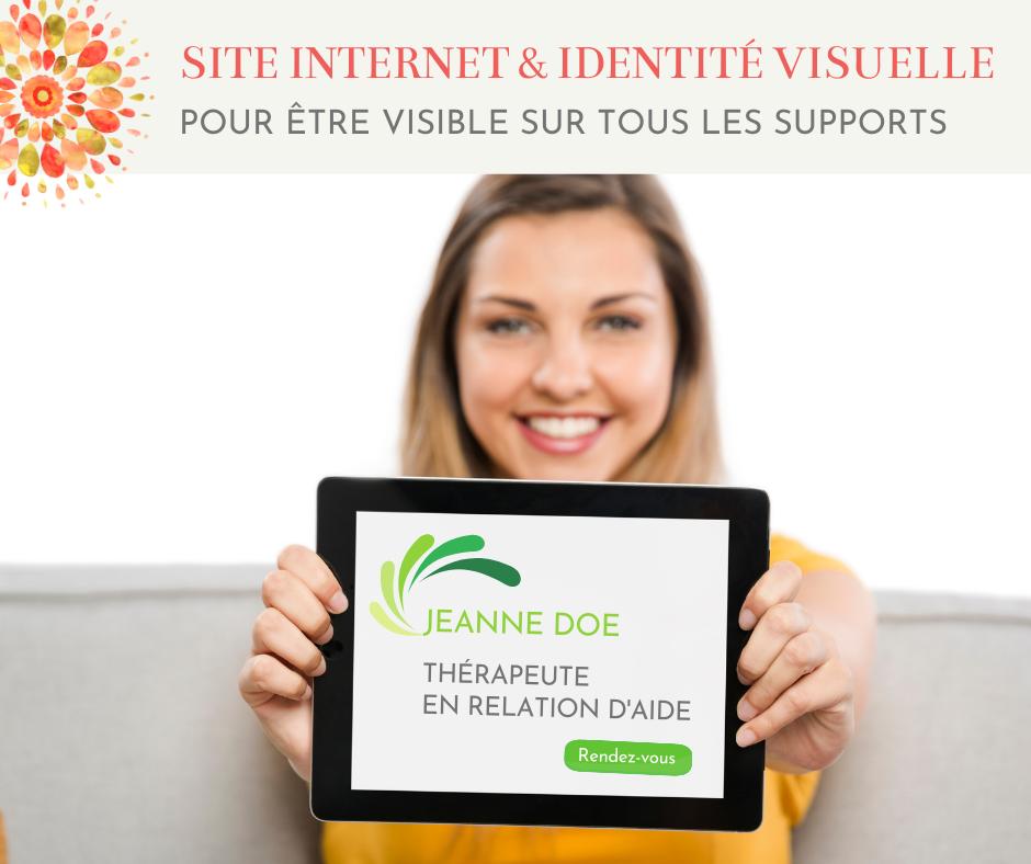 Site internet Thérapeute en relation d'Aide - Avantages Centre Formation